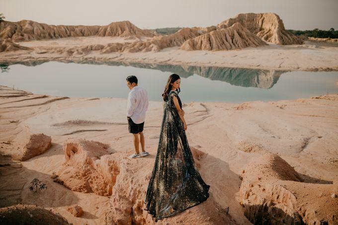 Adila & Tovan Prewedding (Hieros) by Hieros Photography - 021
