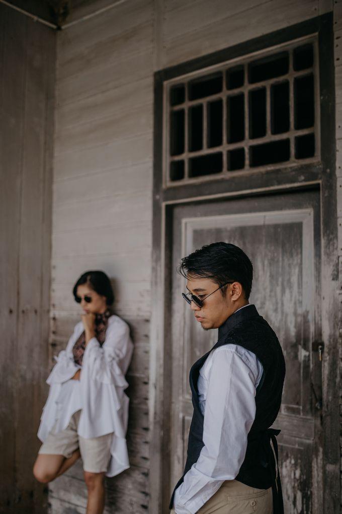 Adila & Tovan Prewedding (Hieros) by Hieros Photography - 003