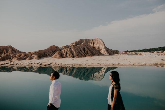 Adila & Tovan Prewedding (Hieros) by Hieros Photography - 023
