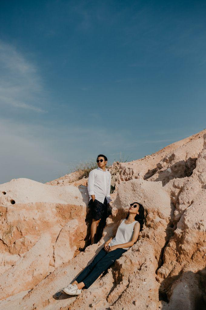 Adila & Tovan Prewedding (Hieros) by Hieros Photography - 025