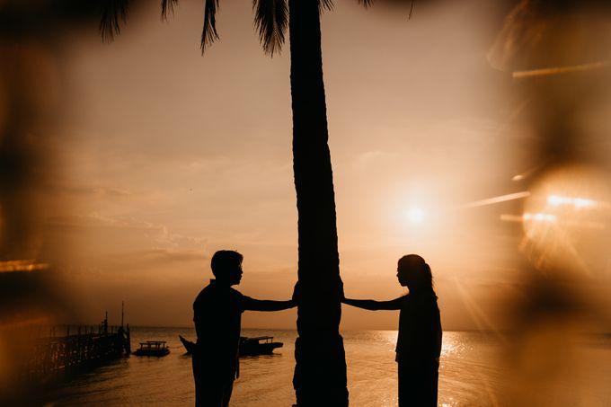 Adila & Tovan Prewedding (Hieros) by Hieros Photography - 030