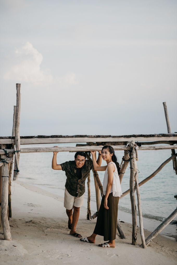 Adila & Tovan Prewedding (Hieros) by Hieros Photography - 031