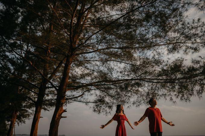 Adila & Tovan Prewedding (Hieros) by Hieros Photography - 039
