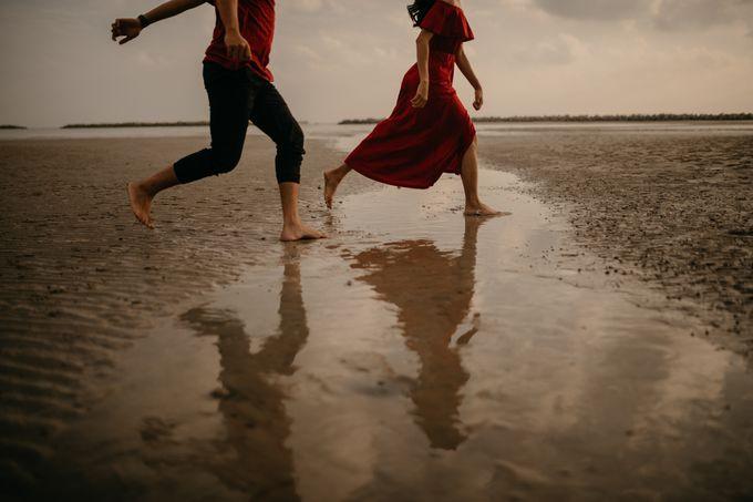 Adila & Tovan Prewedding (Hieros) by Hieros Photography - 041
