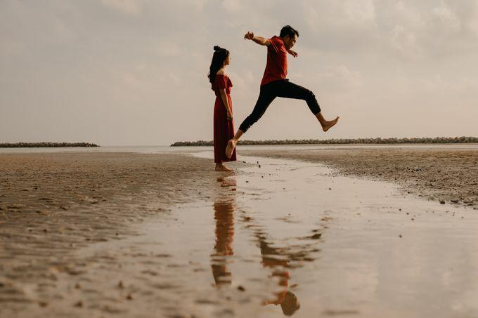 Adila & Tovan Prewedding (Hieros) by Hieros Photography - 042