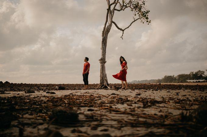 Adila & Tovan Prewedding (Hieros) by Hieros Photography - 043