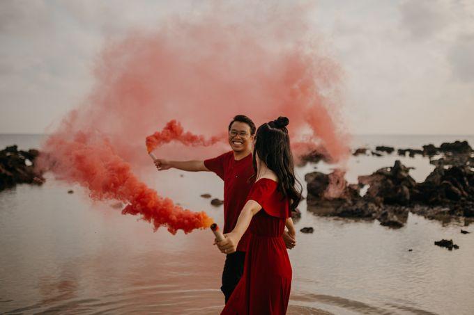 Adila & Tovan Prewedding (Hieros) by Hieros Photography - 049