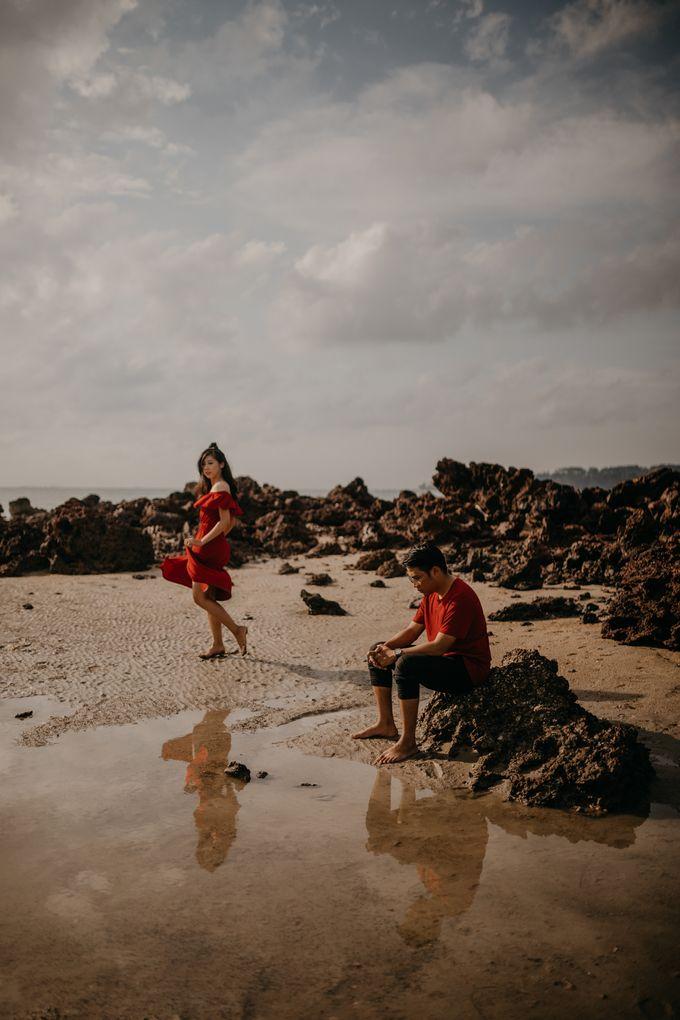 Adila & Tovan Prewedding (Hieros) by Hieros Photography - 050