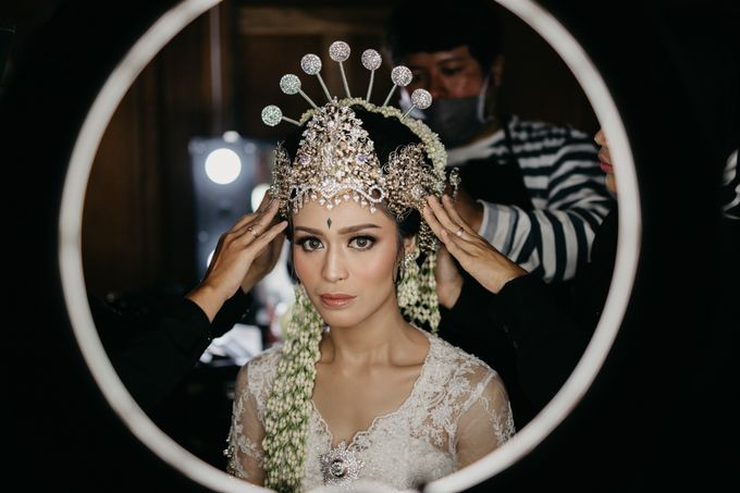 Putri & Bondan Wedding by Hieros Photography - 010