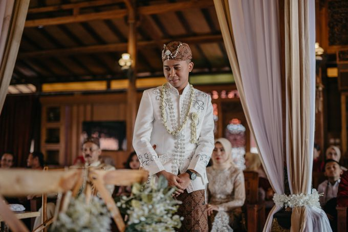 Putri & Bondan Wedding by Hieros Photography - 021