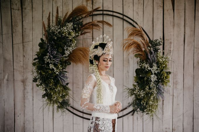 Putri & Bondan Wedding by Hieros Photography - 037