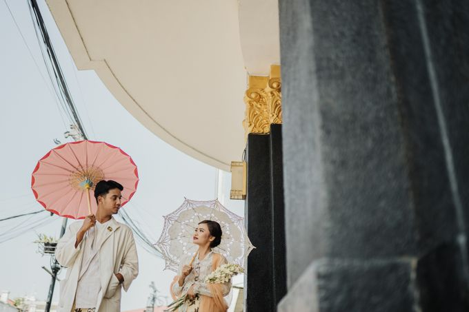 Riska & Fadli Prewedding by Hieros Photography - 019