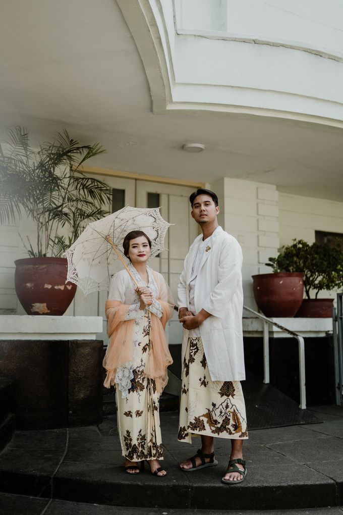 Riska & Fadli Prewedding by Hieros Photography - 020