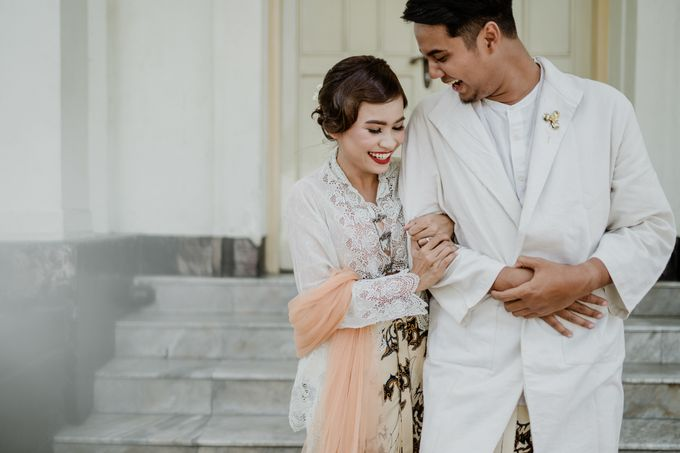 Riska & Fadli Prewedding by Hieros Photography - 021
