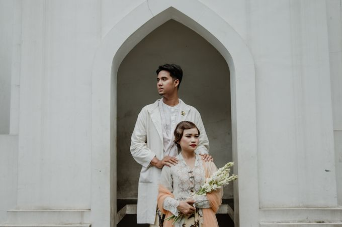 Riska & Fadli Prewedding by Hieros Photography - 022