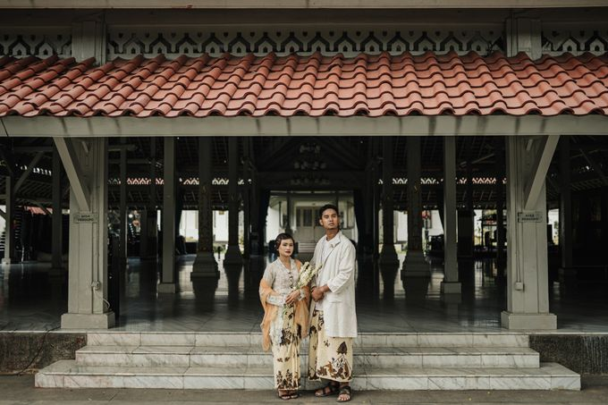 Riska & Fadli Prewedding by Hieros Photography - 024