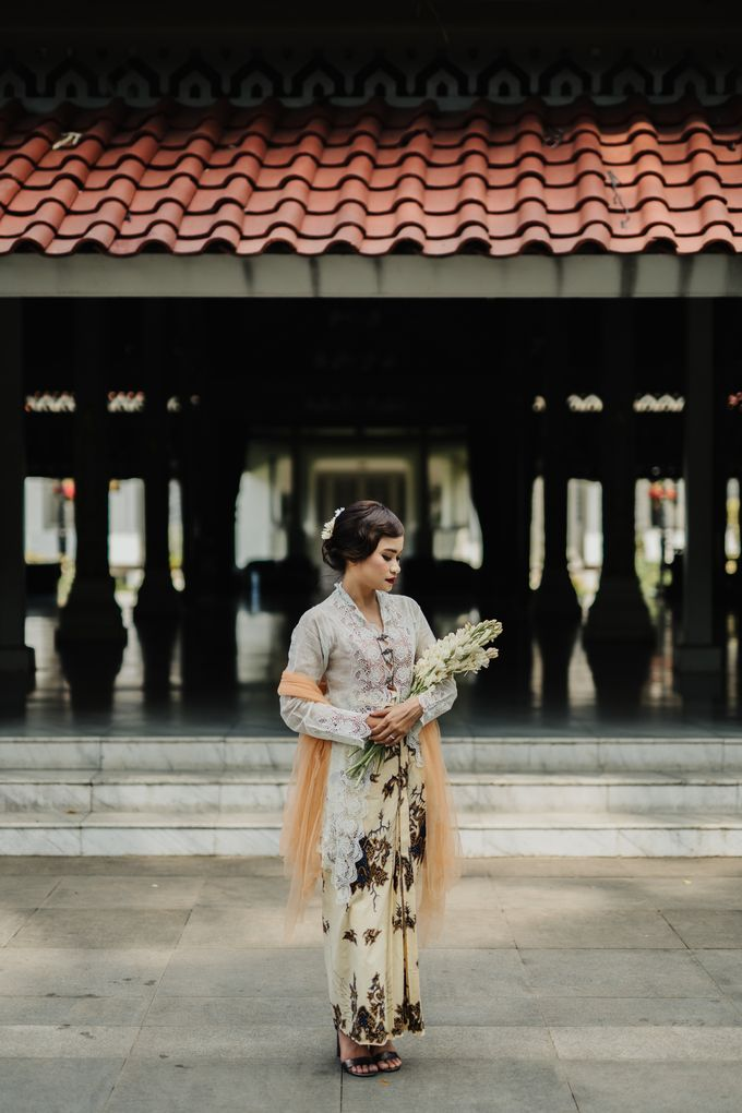 Riska & Fadli Prewedding by Hieros Photography - 028