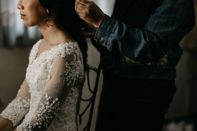 Tamara & Michael Wedding by Hieros Photography - 011