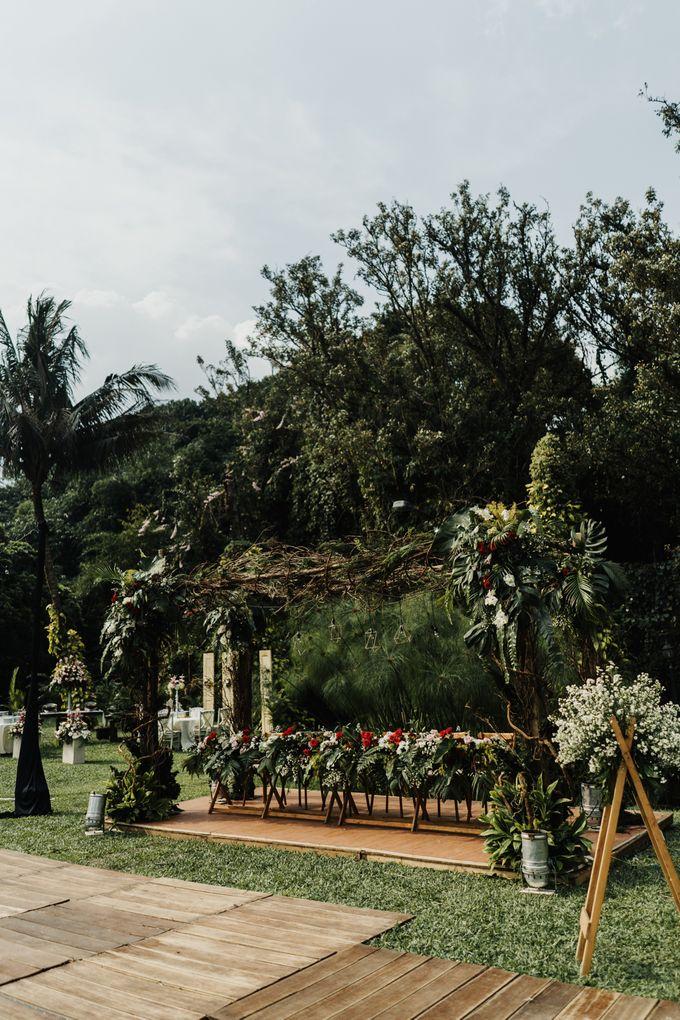 Tamara & Michael Wedding by Hieros Photography - 002