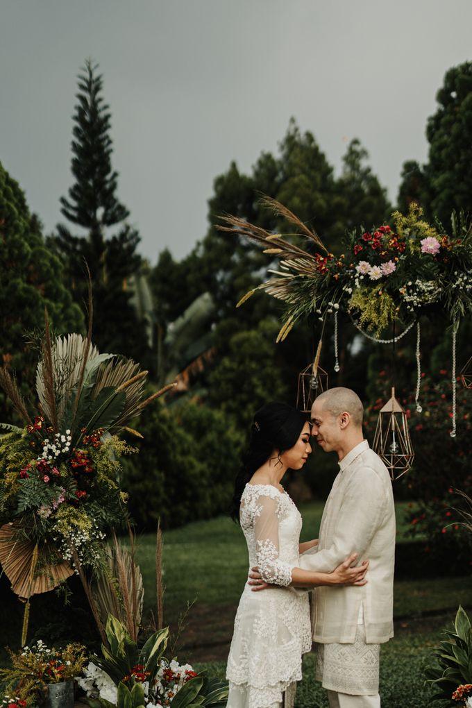 Tamara & Michael Wedding by Hieros Photography - 021