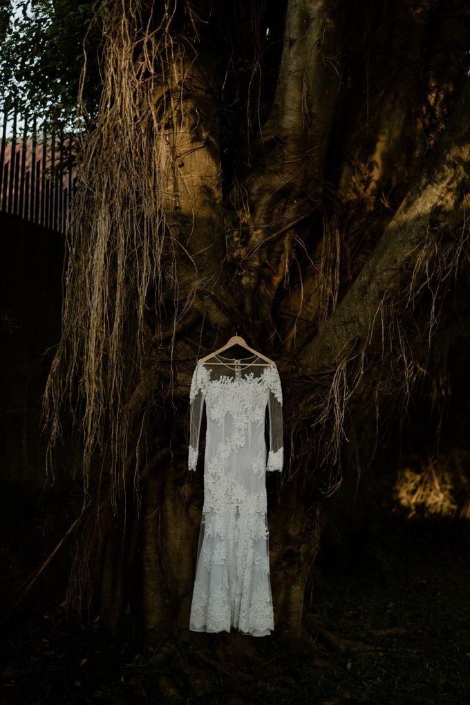 Tania & Dono Wedding by Hieros Photography - 007