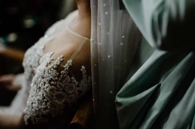 Tania & Dono Wedding by Hieros Photography - 009