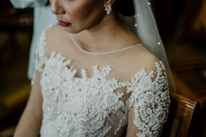 Tania & Dono Wedding by Hieros Photography - 011