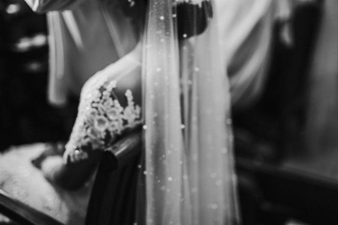 Tania & Dono Wedding by Hieros Photography - 012