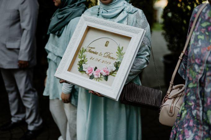 Tania & Dono Wedding by Hieros Photography - 016