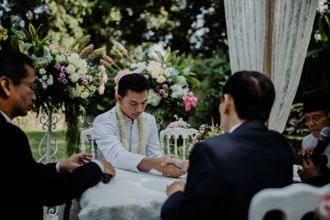 Tania & Dono Wedding by Hieros Photography - 020