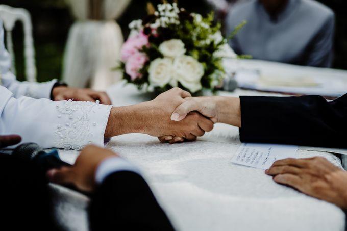 Tania & Dono Wedding by Hieros Photography - 021