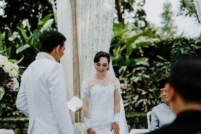 Tania & Dono Wedding by Hieros Photography - 023