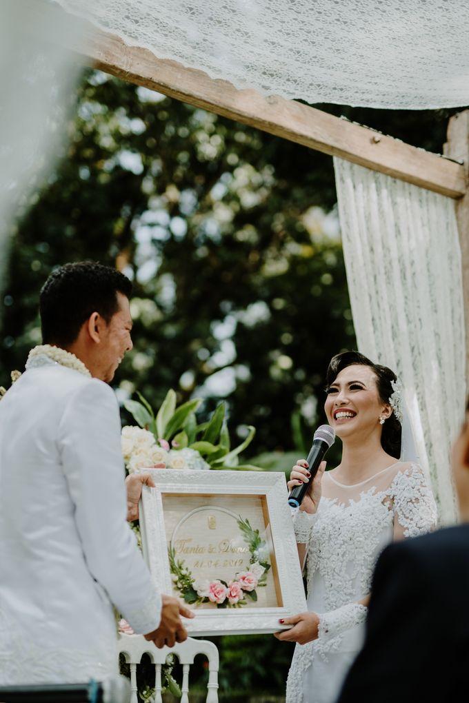Tania & Dono Wedding by Hieros Photography - 024