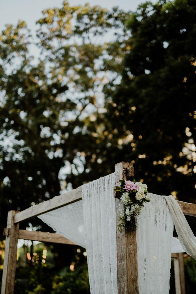 Tania & Dono Wedding by Hieros Photography - 003