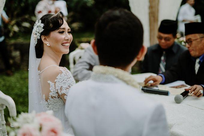 Tania & Dono Wedding by Hieros Photography - 026