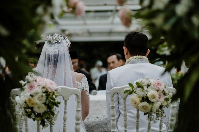Tania & Dono Wedding by Hieros Photography - 027