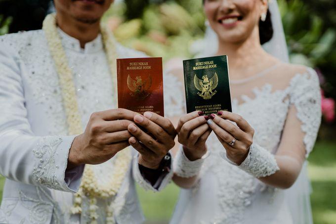 Tania & Dono Wedding by Hieros Photography - 028