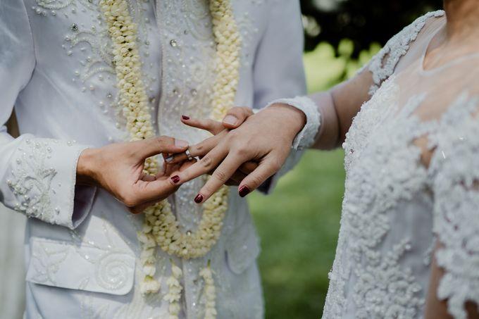 Tania & Dono Wedding by Hieros Photography - 029