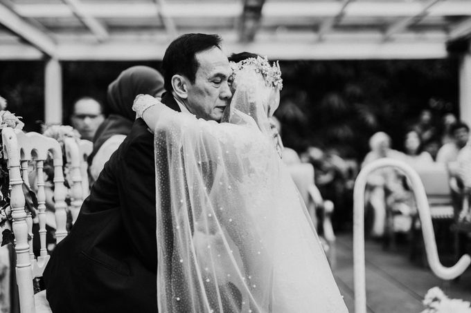 Tania & Dono Wedding by Hieros Photography - 034
