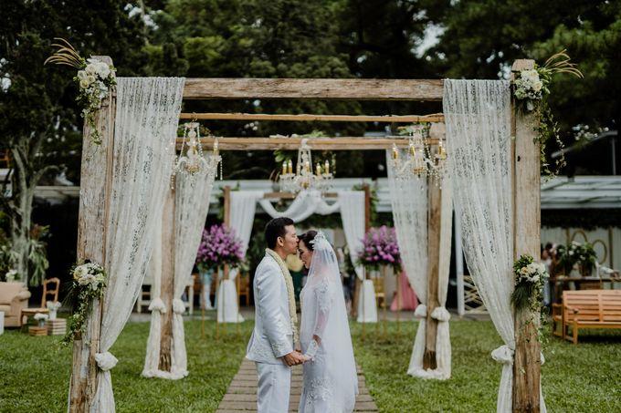 Tania & Dono Wedding by Hieros Photography - 035