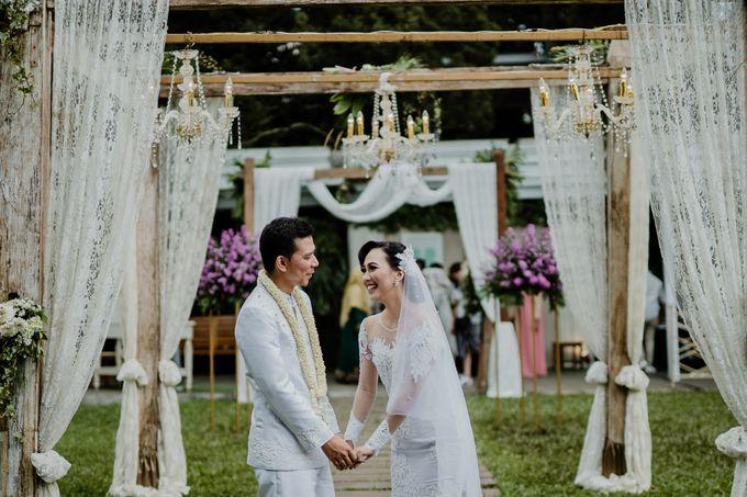 Tania & Dono Wedding by Hieros Photography - 036