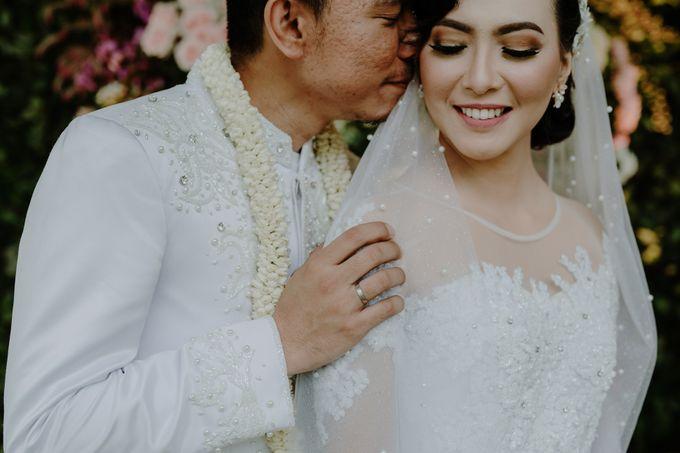 Tania & Dono Wedding by Hieros Photography - 038