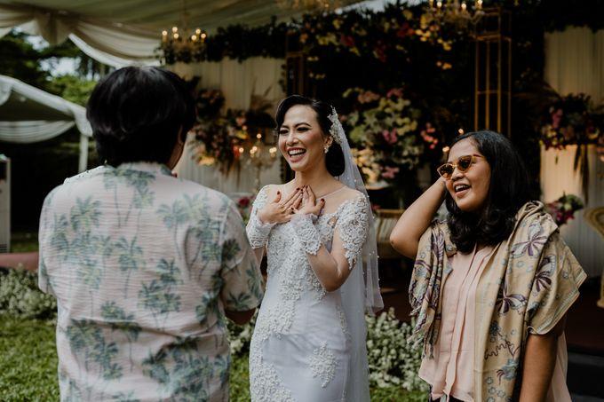 Tania & Dono Wedding by Hieros Photography - 039