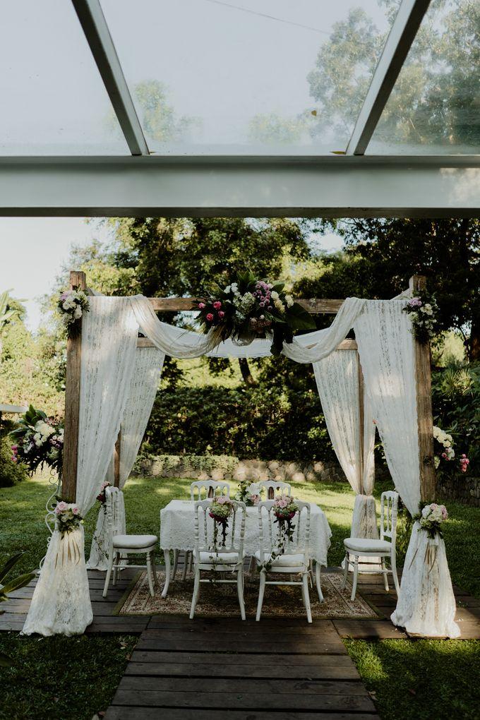Tania & Dono Wedding by Hieros Photography - 004