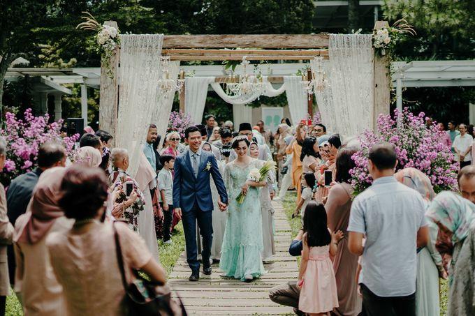 Tania & Dono Wedding by Hieros Photography - 041