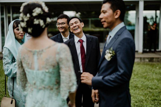 Tania & Dono Wedding by Hieros Photography - 046