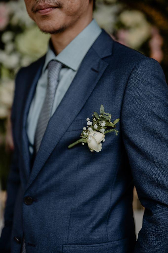 Tania & Dono Wedding by Hieros Photography - 047