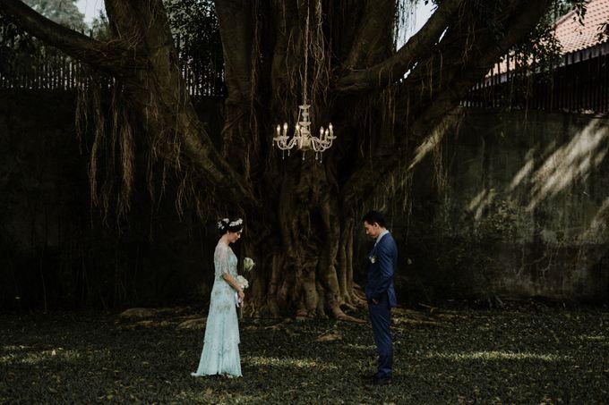 Tania & Dono Wedding by Hieros Photography - 049