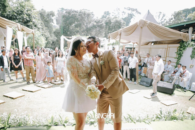 the wedding of monic by HIFI Studio - 004