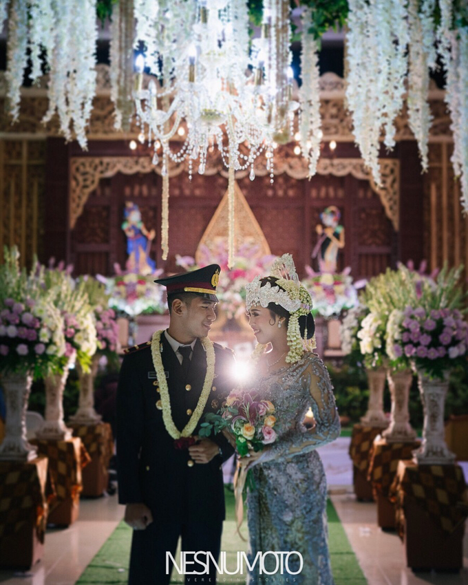 the wedding of Azmi by hifistudio - 006